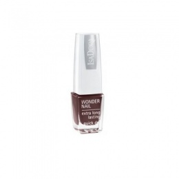 Лак за нокти IsaDora Wonder Nail 647, Bohemian Brown-Козметика