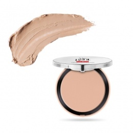 Компактен крем Фон дьо тен Pupa Active Light 020, Light Beige-Козметика