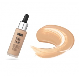 Матиращ флуид за лице Pupa Like A Doll Fluido Make Up 020 Light Beige-Козметика