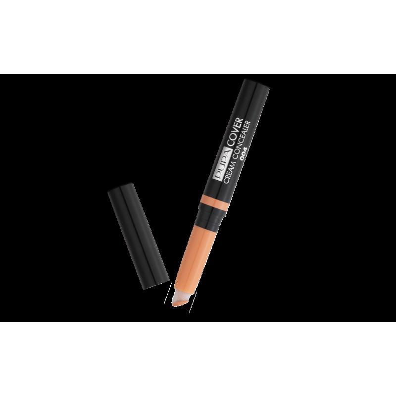 Кремообразен коректор Pupa Cover Cream Concealer 004 Orange-Козметика