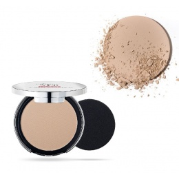 Матиращ компактен Фон дьо тен Pupa Extreme Matt Compact Powder Foundation With Natural Matt Effect 030 Nude-Козметика