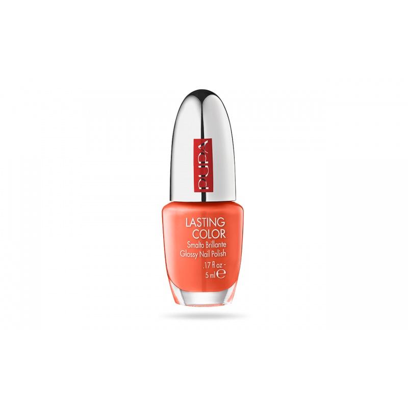 Лак за нокти Pupa Lasting Color Nail Polish 500, Orange-Козметика