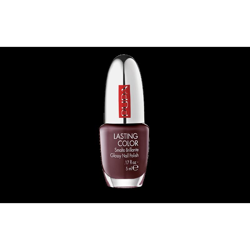 Лак за нокти Pupa Lasting Color Nail Polish 608, Rouge Noir-Козметика