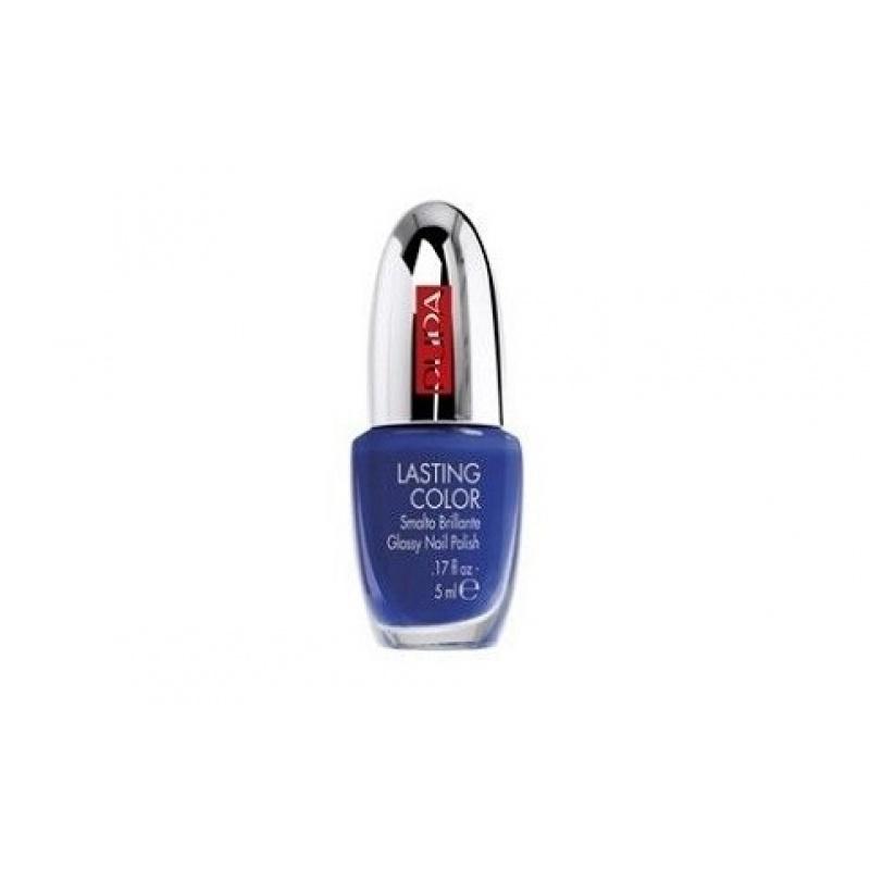 Лак за нокти Pupa Lasting Color Nail Polish 718, Fluo Blue-Козметика
