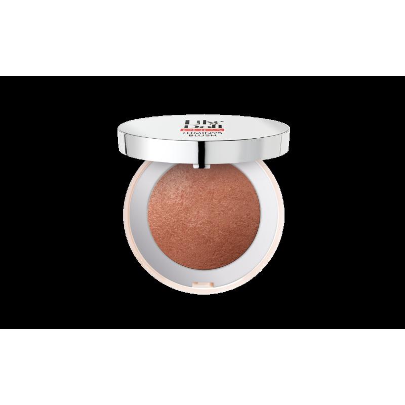Руж Pupa Like A Doll Luminys Blush 203, Intense Bronze-Козметика