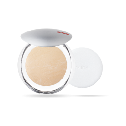 Пудра за лице Pupa Luminys Baked Face Powder 04 Champagne-Козметика