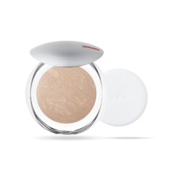Пудра за лице Pupa Luminys Baked Face Powder 05 Amberlight-Козметика