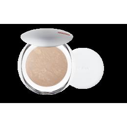 Пудра за лице Pupa Luminys Baked Face Powder 05 Amberlight-Козметика