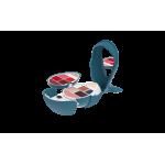 Палитра за устни Pupa WHALES 3 012, Син-Козметика