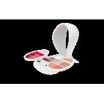 Палитра за устни Pupa WHALES 4 001, Бял-Козметика