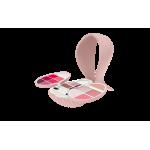 Палитра за устни Pupa WHALES 4 003, Розов-Козметика