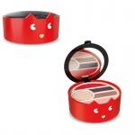 Палитра за грим - Рupa PUPACAT2 002, Червено-Козметика