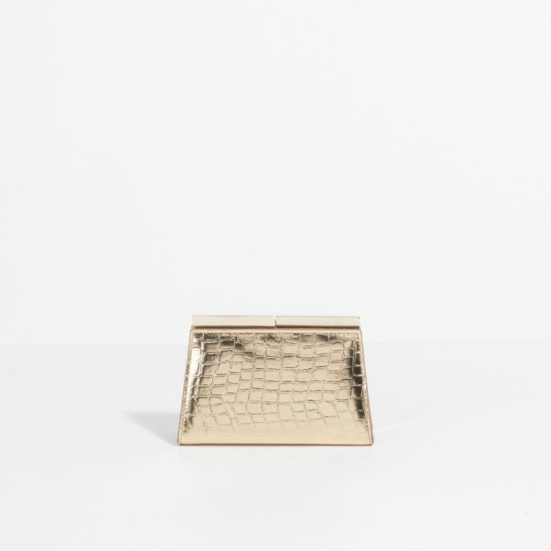 CROCO CLUTCH - Чанта Parfois 150903-Чанти