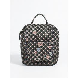 Glam Flower Backpack - Чанта Parfois 151879-Чанти