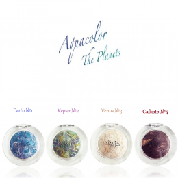Karaja Aquacolor The Planets - Сенки за очи Ref.388-Козметика