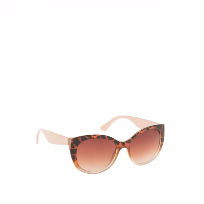 CAT EYE SUNGLASSES - Очила Parfois 140341TA-Очила