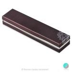 """Gift box - Подаръчна продълговата кутия """"Металик""""  Box1105-"""