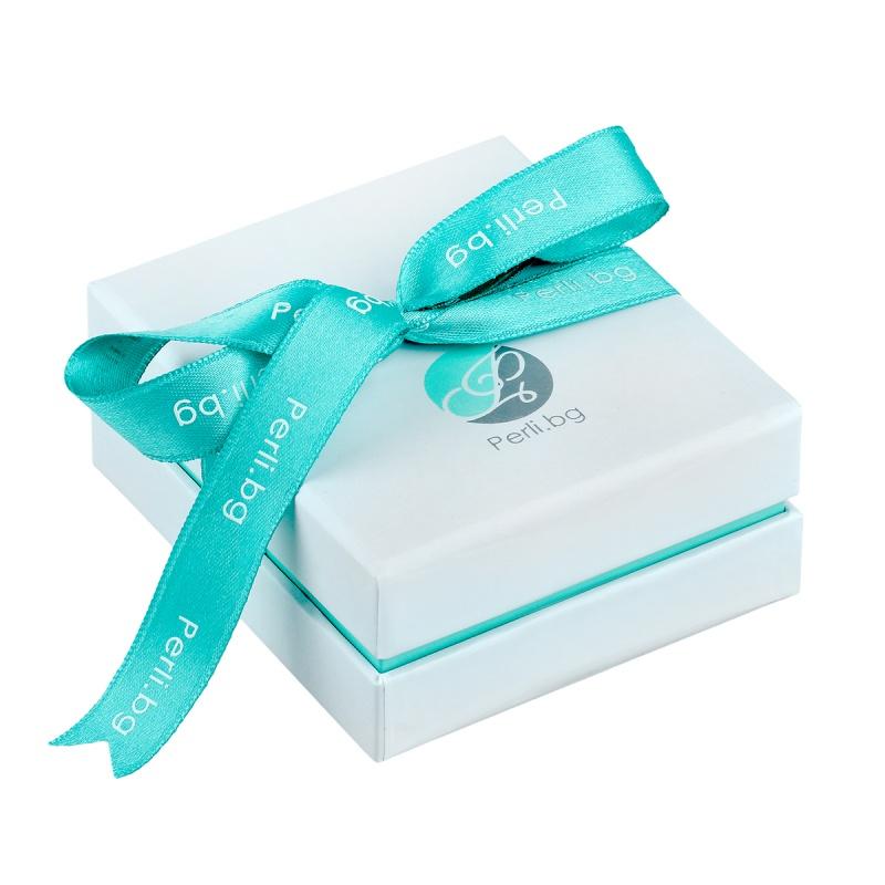 """Gift box - Подаръчна кутийка """"Perli.bg"""" 1102-"""