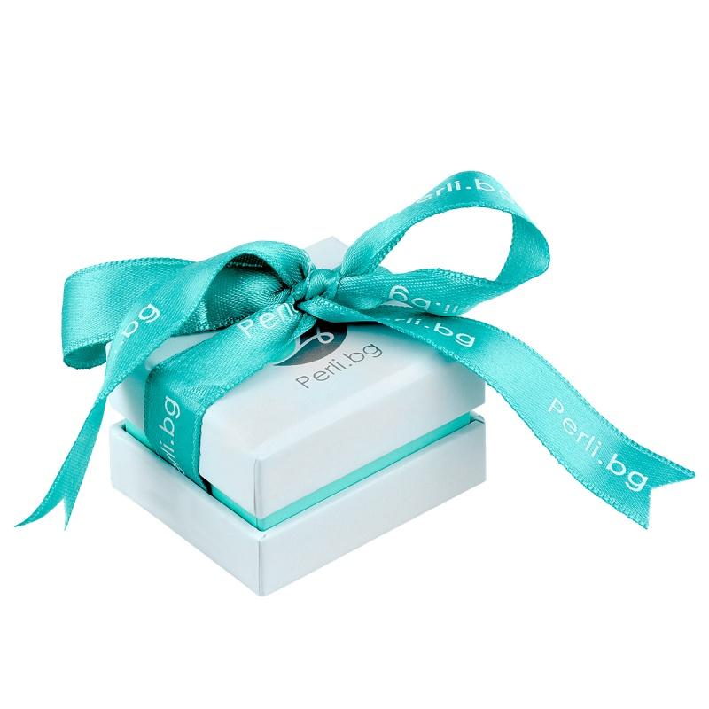 """Gift box - Подаръчна кутийка """"Perli.bg"""" 1101-"""