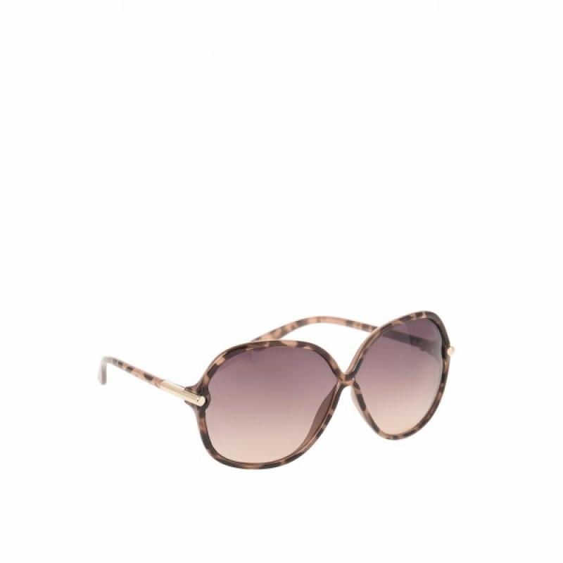 PRINTED MILKY TURTLE SUNGLASSES - Очила Parfois 141565TA-Очила