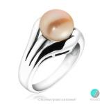 Masami - Сребърен пръстен с Перла АА 92320R-Пръстени