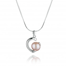 Висулки - Бижута с перли и сребро