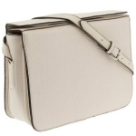 White Dupla Cross bag - Чанта Parfois-Чанти