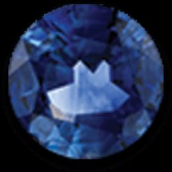 Сапфир - Естествени камъни