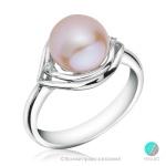 Pearl - Сребърен пръстен с перла 11993-Пръстени