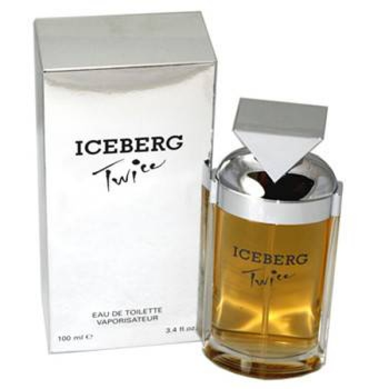 Iceberg Twice - Тоалетна вода за жени EDT 100 мл-Парфюми