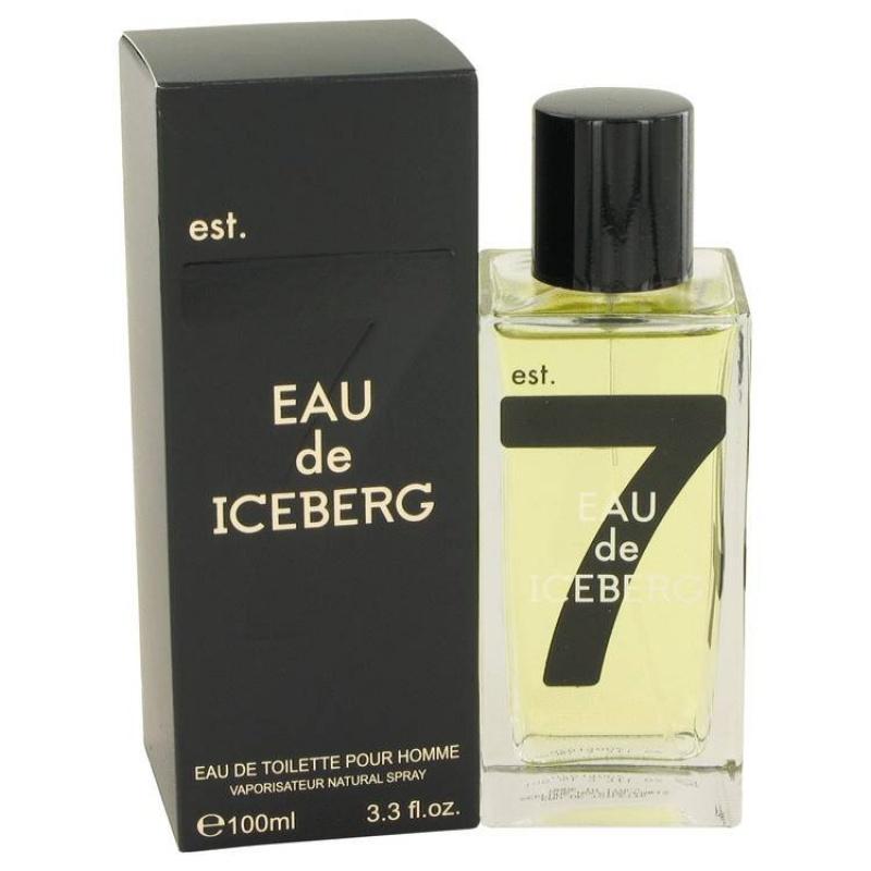 Eau De Iceberg 74 - Тоалетна вода за мъже EDT 100 мл-Парфюми