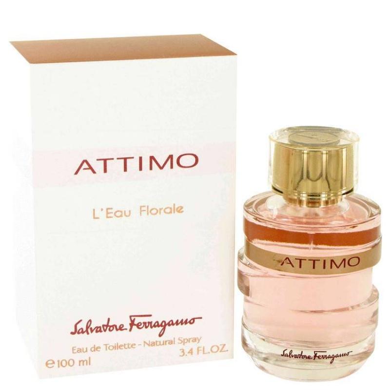 Salvatore Ferragamo Ferragamo Attimo L`Eau Florale - Тоалетна вода за жени EDT 100 мл-Парфюми