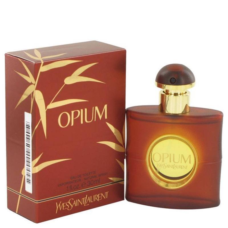Yves Saint Laurent Ysl Opium - Тоалетна вода за жени EDT 30 мл-Парфюми