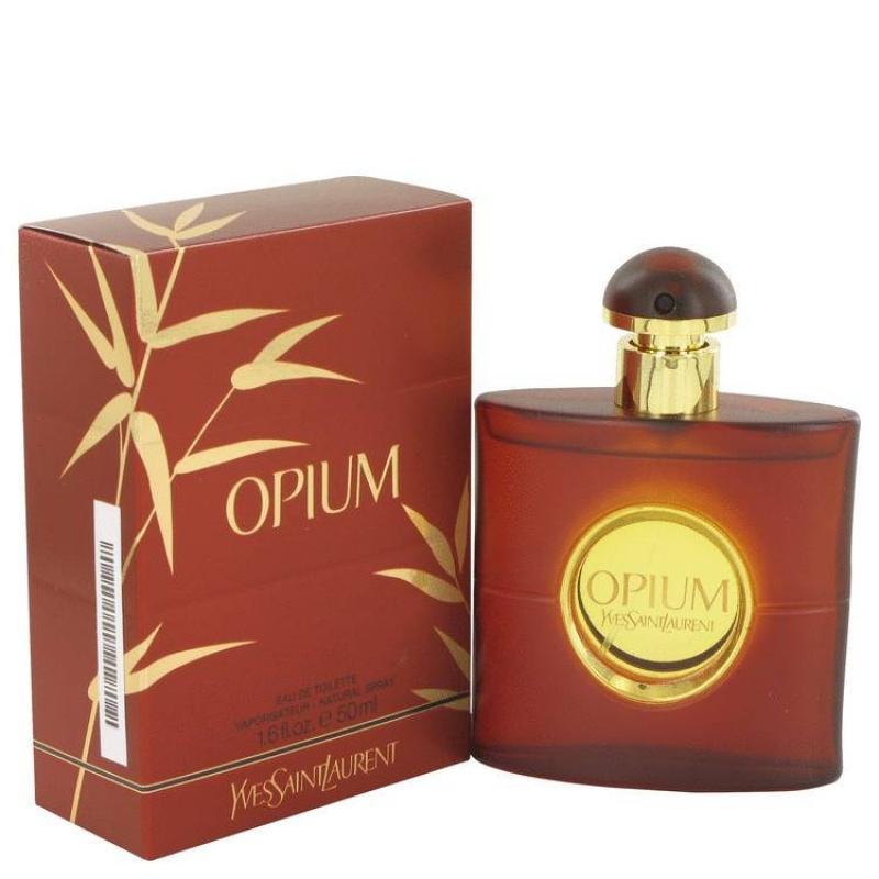 Yves Saint Laurent Ysl Opium - Тоалетна вода за жени EDT 50 мл-Парфюми
