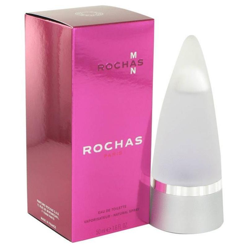 Rochas - Тоалетна вода за мъже EDT 50 мл-Парфюми