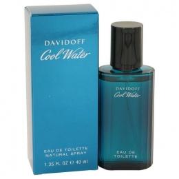 Davidoff Cool Water - Тоалетна вода за мъже EDT 40 мл-Парфюми