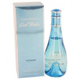 Davidoff Cool Water - Тоалетна вода за жени EDT 100 мл-Парфюми