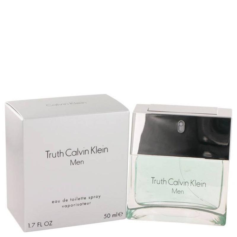 Calvin Klein Truth - Тоалетна вода за мъже EDT 50 мл-Парфюми
