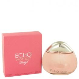 Davidoff Echo Woman - Парфюмна вода за жени EDP 50 мл-Парфюми