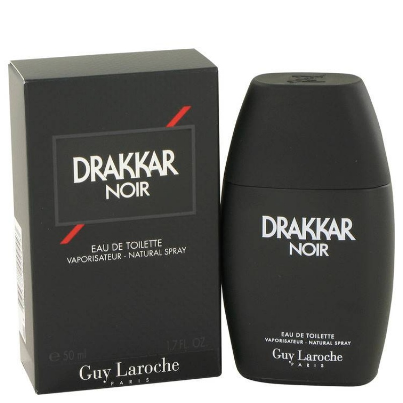 Guy Laroche Drakkar Noir - Тоалетна вода за мъже EDT 50 мл-Парфюми