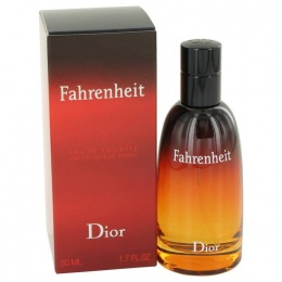 Christian Dior Fahrenheit - Тоалетна вода за мъже EDT 50 мл-Парфюми