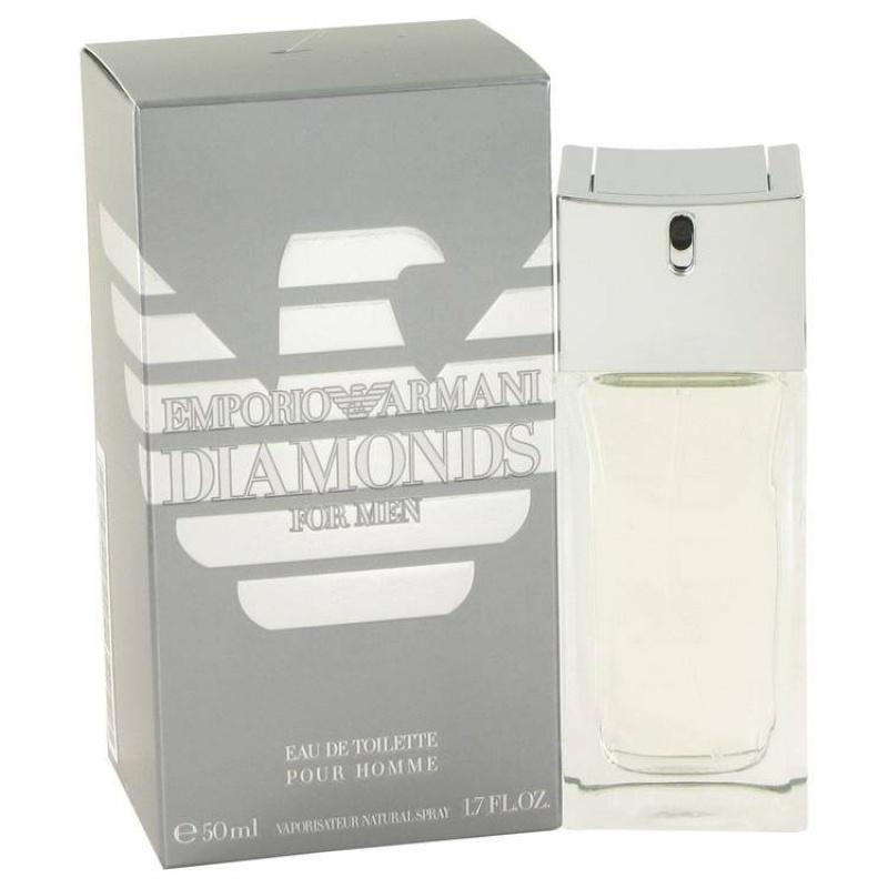 Giorgio Armani Emporio Diamonds - Тоалетна вода за мъже EDT 50 мл-Парфюми