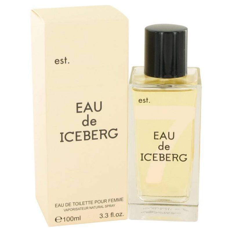 Eau De Iceberg 74 - Тоалетна вода за жени EDT 100 мл-Парфюми