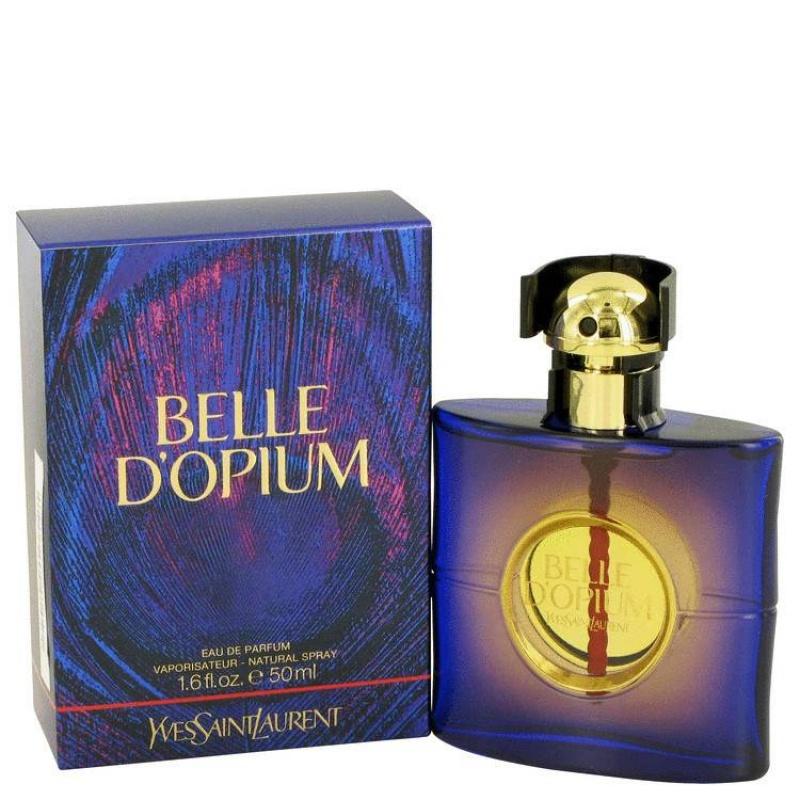 Yves Saint Laurent Ysl Belle D`Opium - Парфюмна вода за жени EDP 50 мл-Парфюми