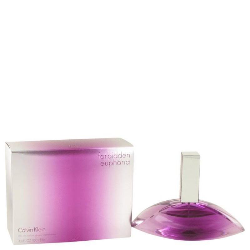 Calvin Klein Euphoria Forbidden - Парфюмна вода за жени EDP 100 мл-Парфюми
