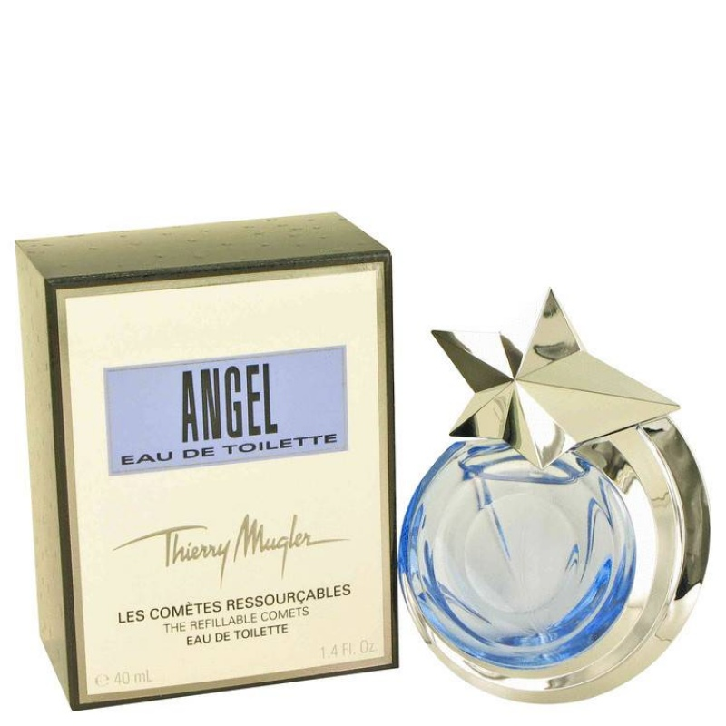 Thierry Mugler Angel - Тоалетна вода за жени EDT 40 мл-Парфюми