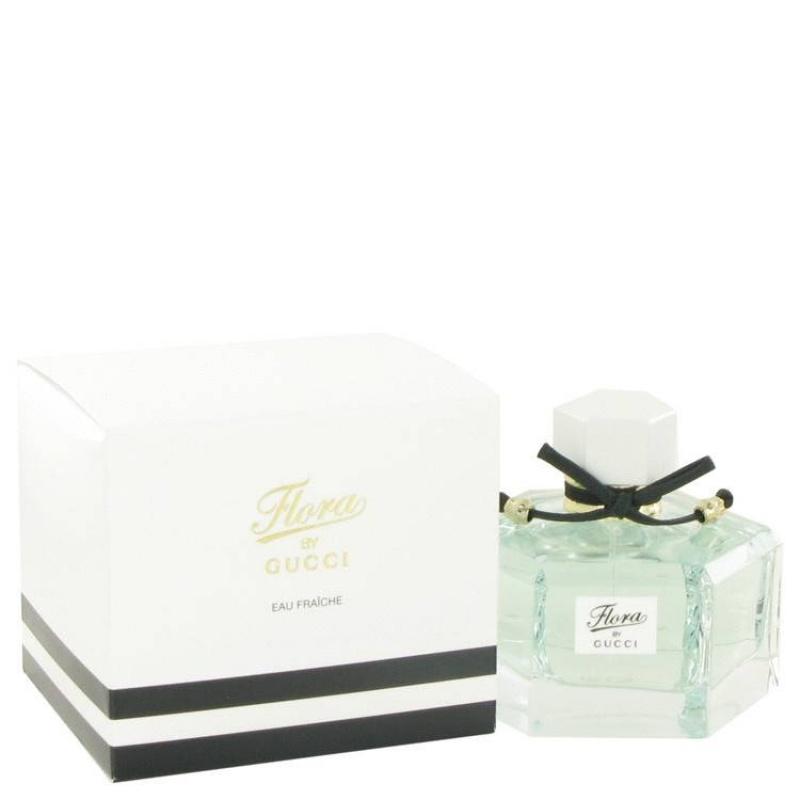 Gucci Flora Eau Fraiche - Тоалетна вода за жени EDT 75 мл-Парфюми