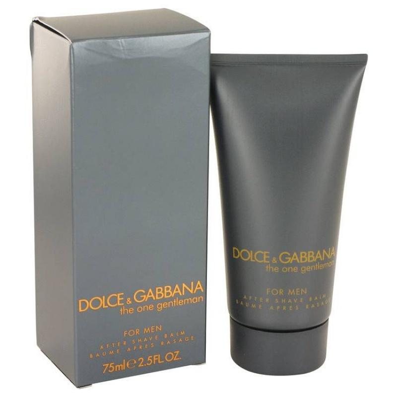 Dolce & Gabbana D&G The One Gentleman - Афтършейв балсам за мъже ASB 75 мл-Парфюми