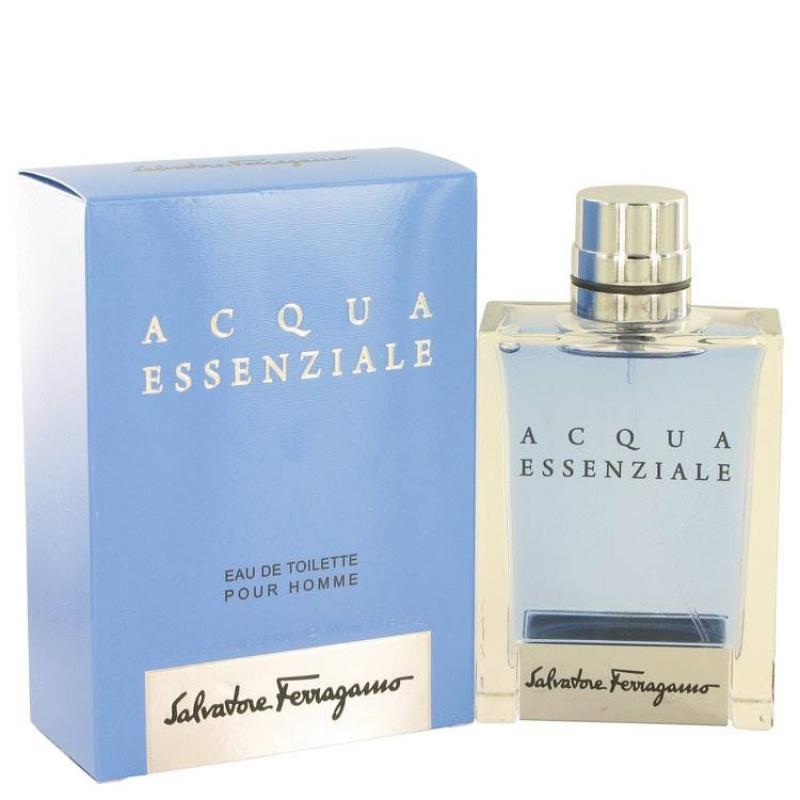 Salvatore Ferragamo Acqua Essenziale - Тоалетна вода за мъже EDT 100 мл-Парфюми