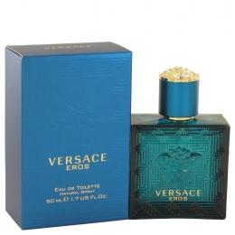 Versace Eros - Тоалетна вода за мъже EDT 50 мл-Парфюми